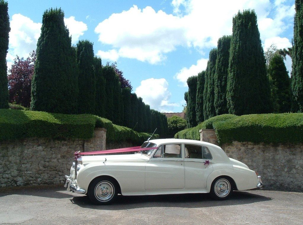 Rolls Royce Silver Cloud Rolls Royce Wedding Car In